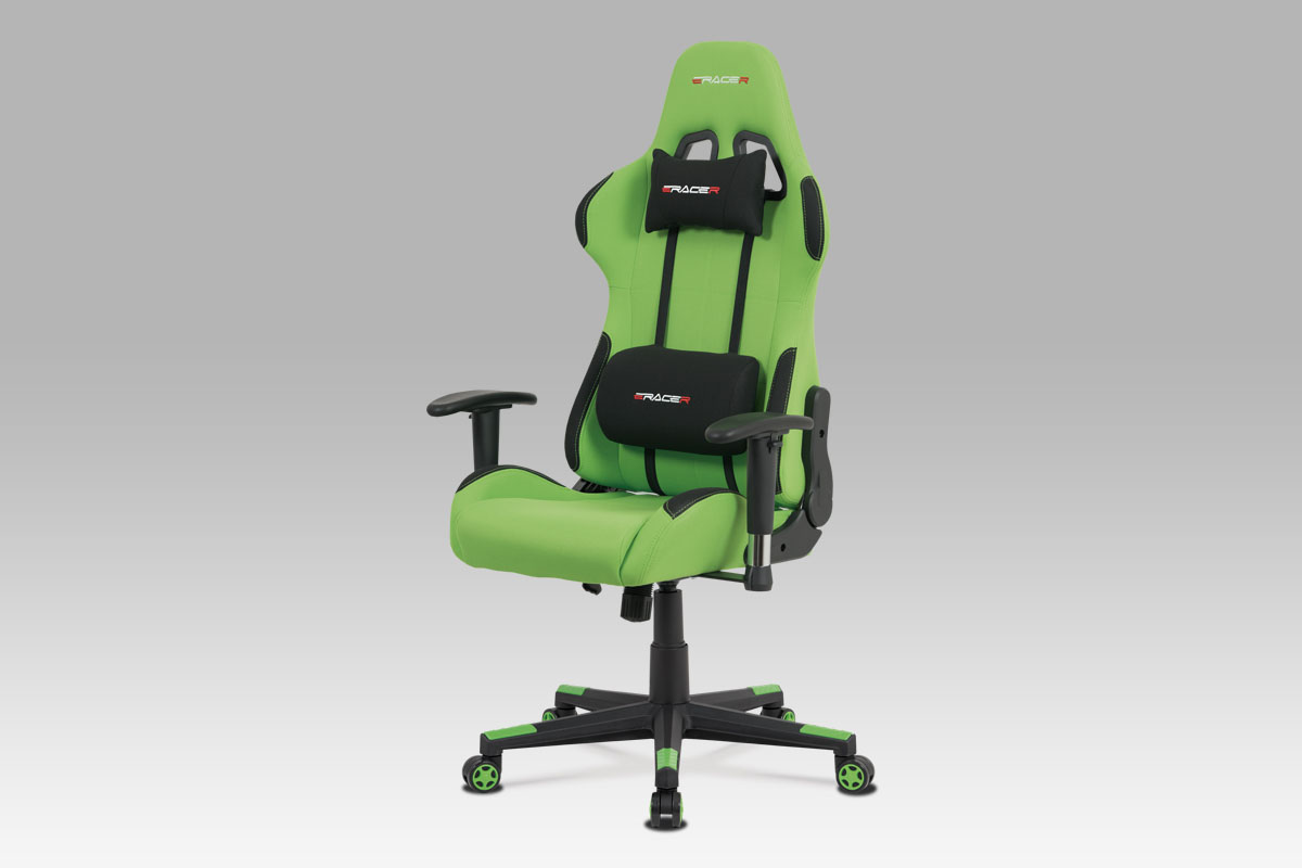 Kancelářská židle Esai, zelená
