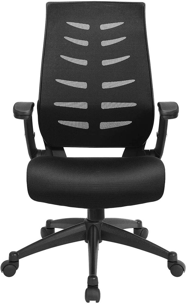 Kancelářská židle Evelyn, černá