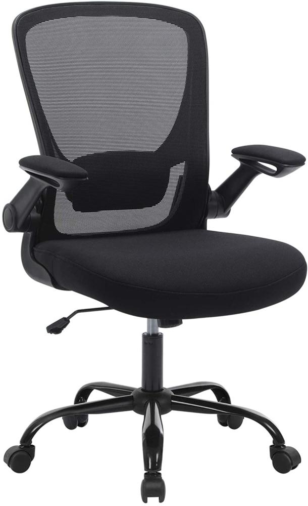 Kancelářská židle Ewa, černá