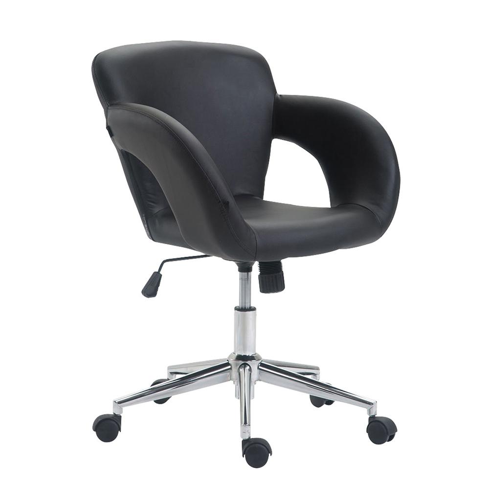 Kancelářská židle Freya, černá