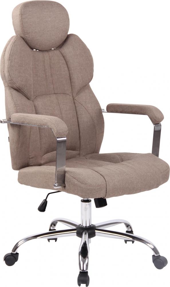 Kancelářská židle Gerda, béžová