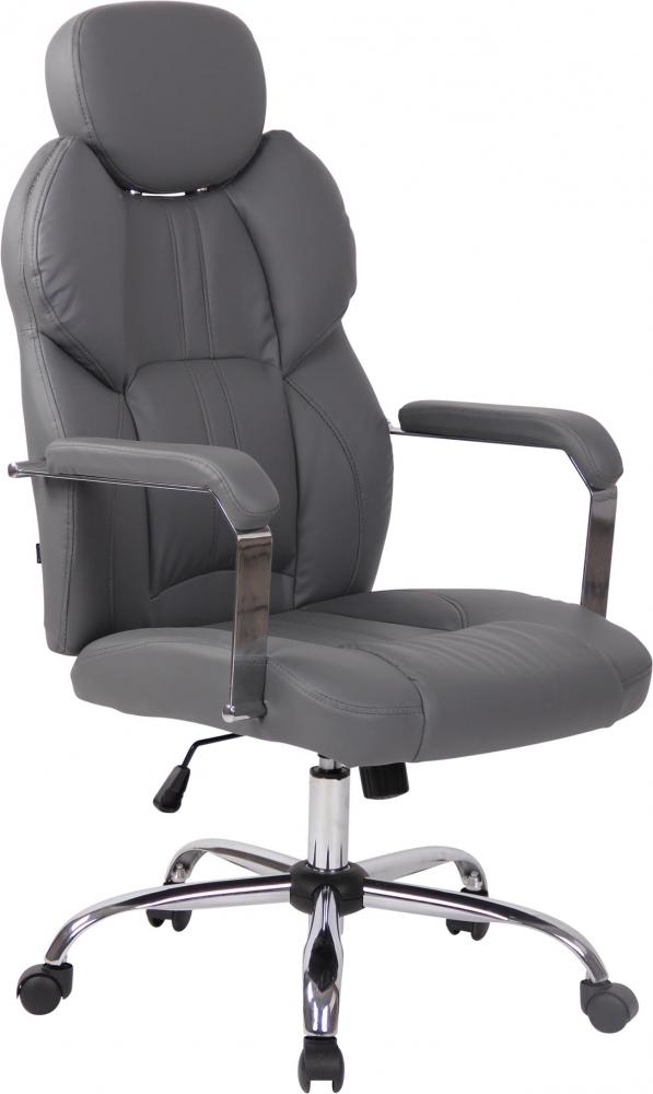 Kancelářská židle Gerda, šedá