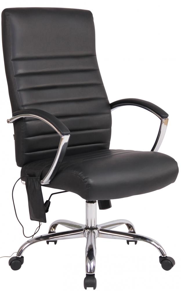Kancelářská židle Glen, černá