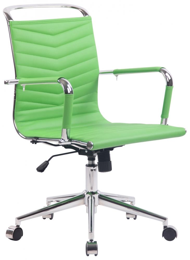 Kancelářská židle Hilay, zelená