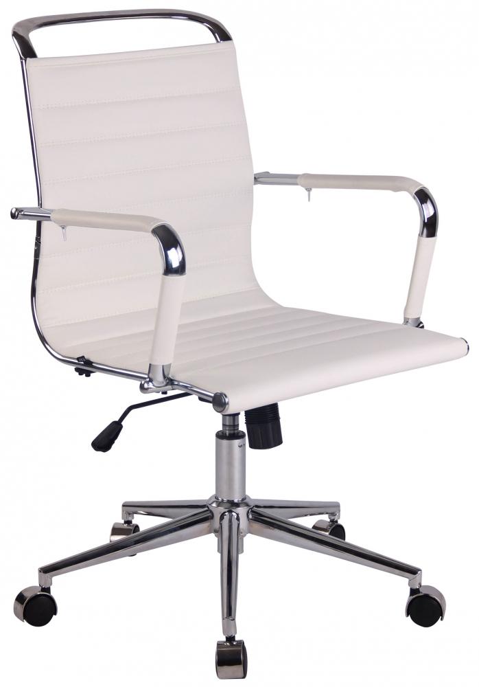 Kancelářská židle Hima, bílá