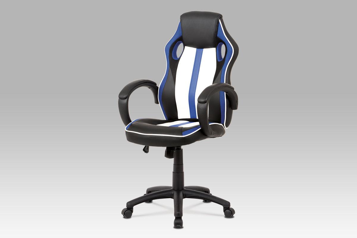 Kancelářská židle Ibar, modrá