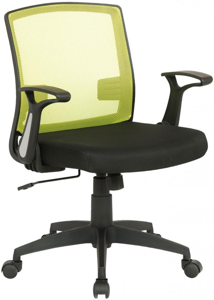 Kancelářská židle Irena, zelená