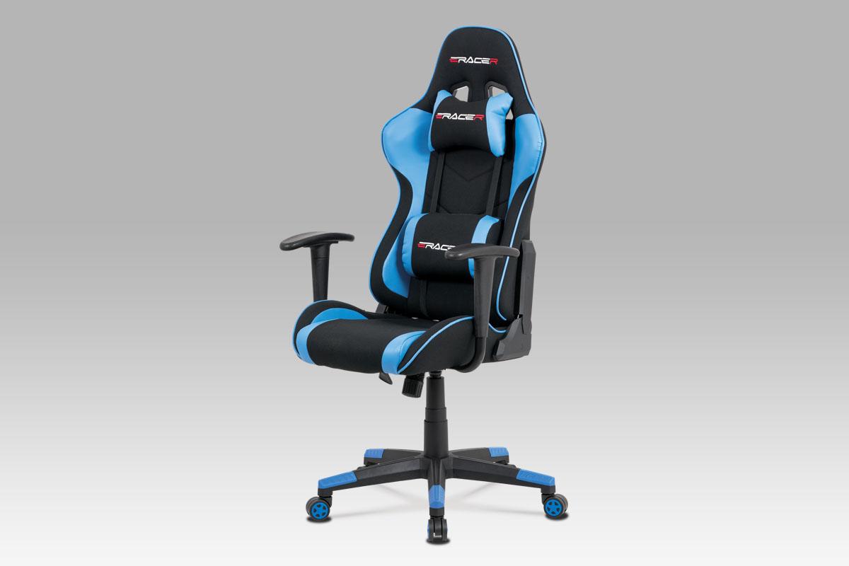 Kancelářská židle Jaime I, modrá