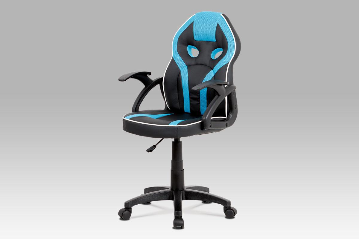 Kancelářská židle Jaime II, modrá