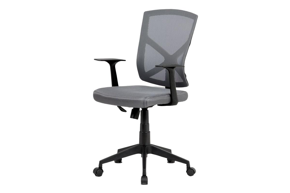 Kancelářská židle Jeremy, šedá
