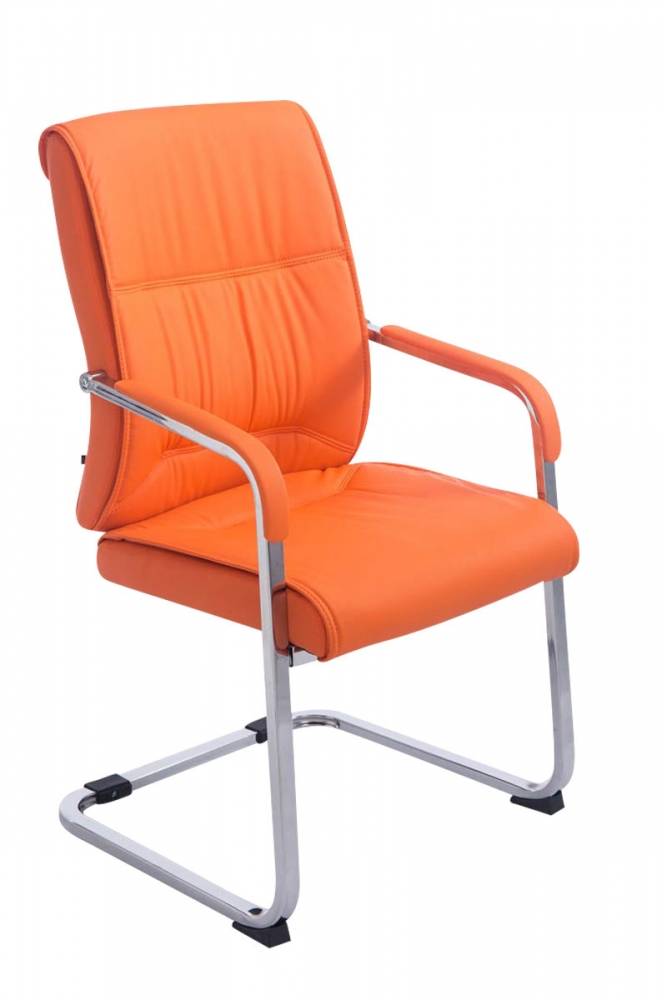 Kancelářská židle Josh, oranžová
