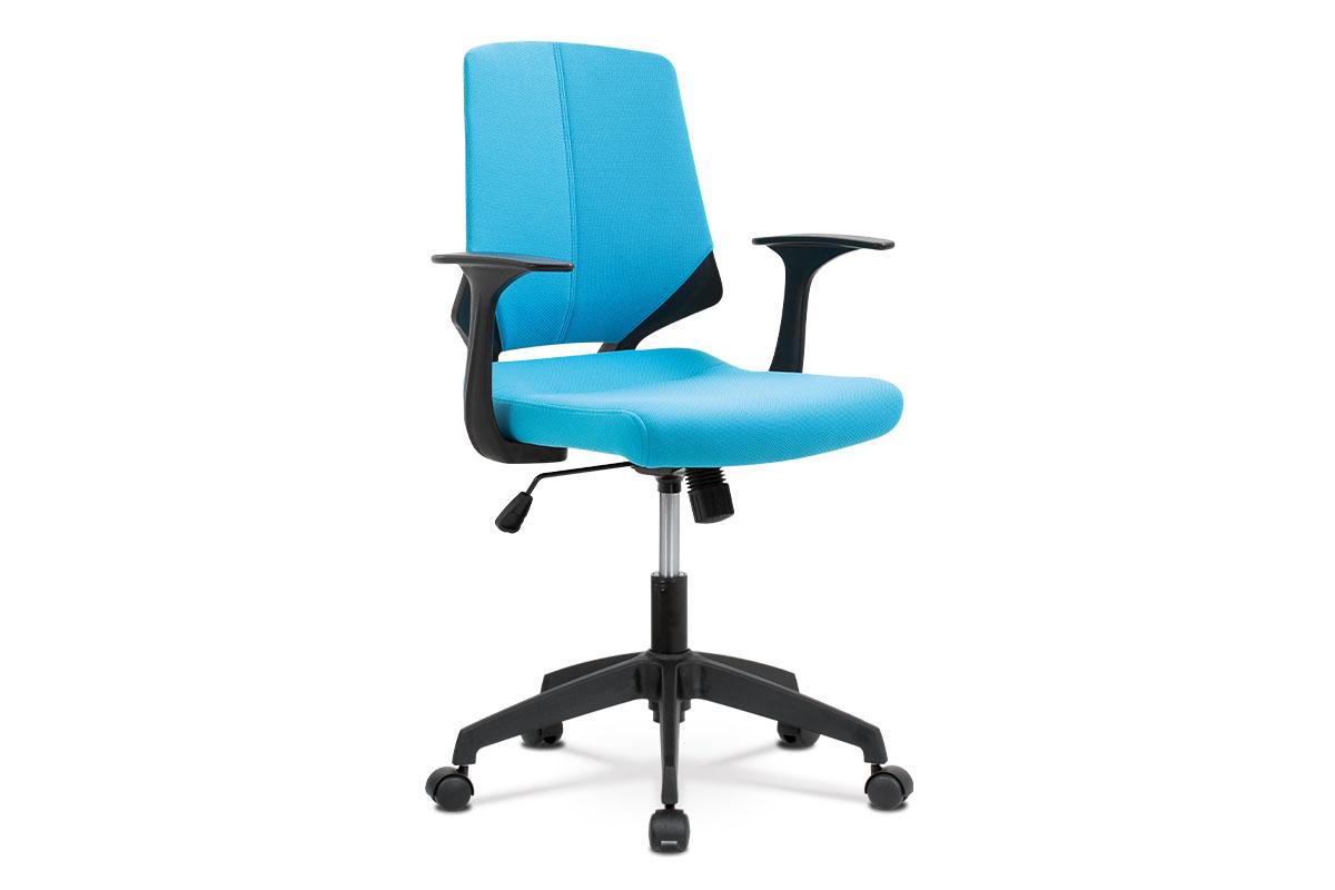 Kancelářská židle Keyla, modrá
