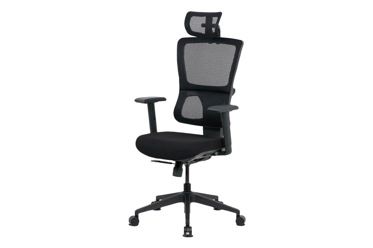 Kancelářská židle Khal, černá