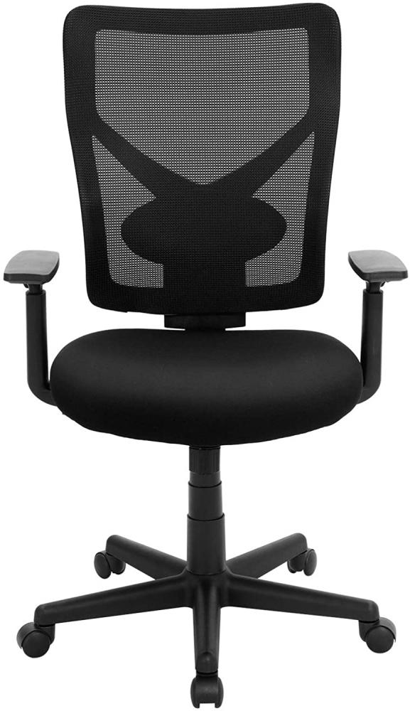 Kancelářská židle Larin, černá