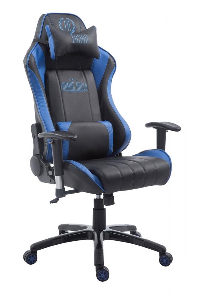 Kancelářská židle Leco, černá
