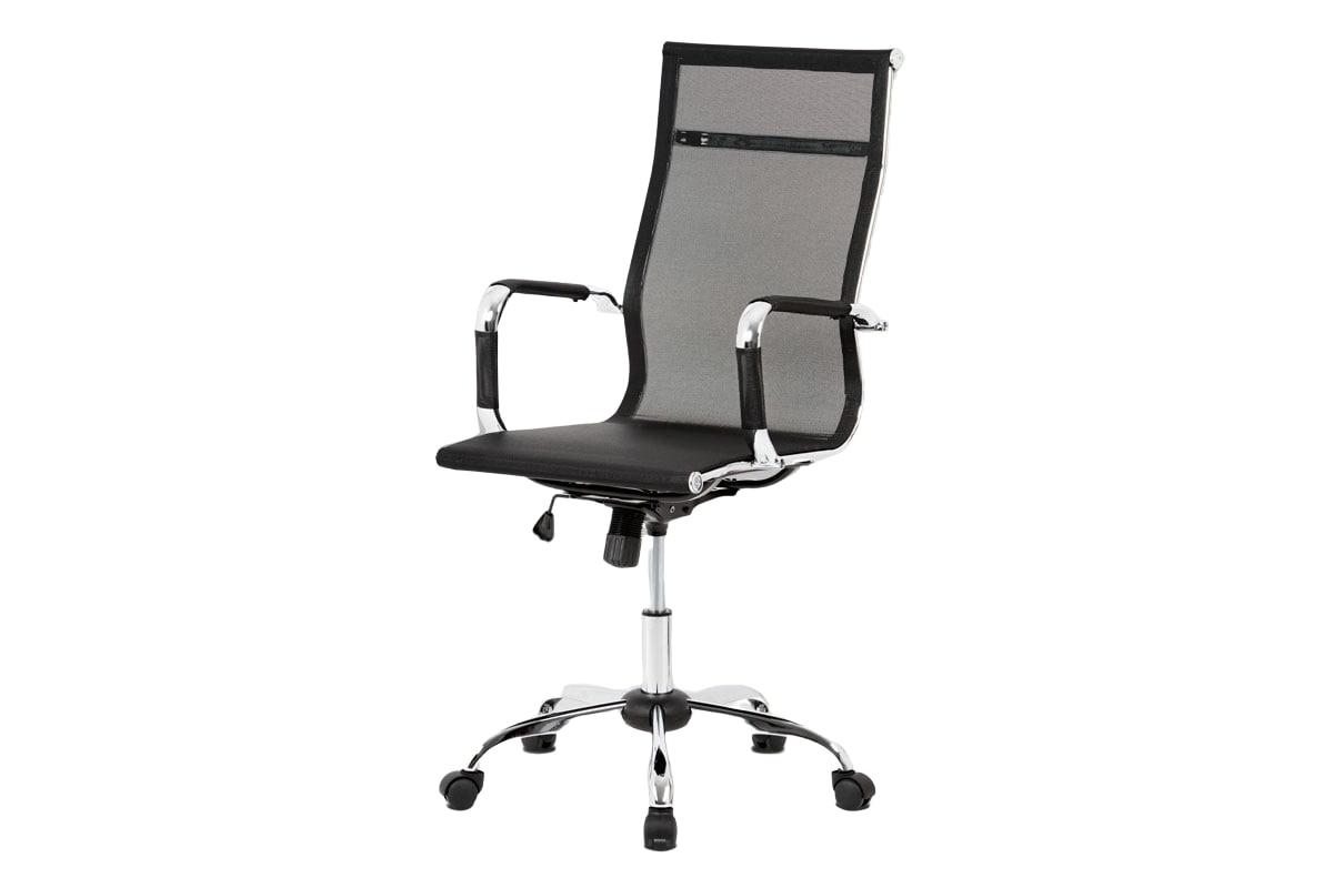 Kancelářská židle Lexa (SET 2 ks), černá