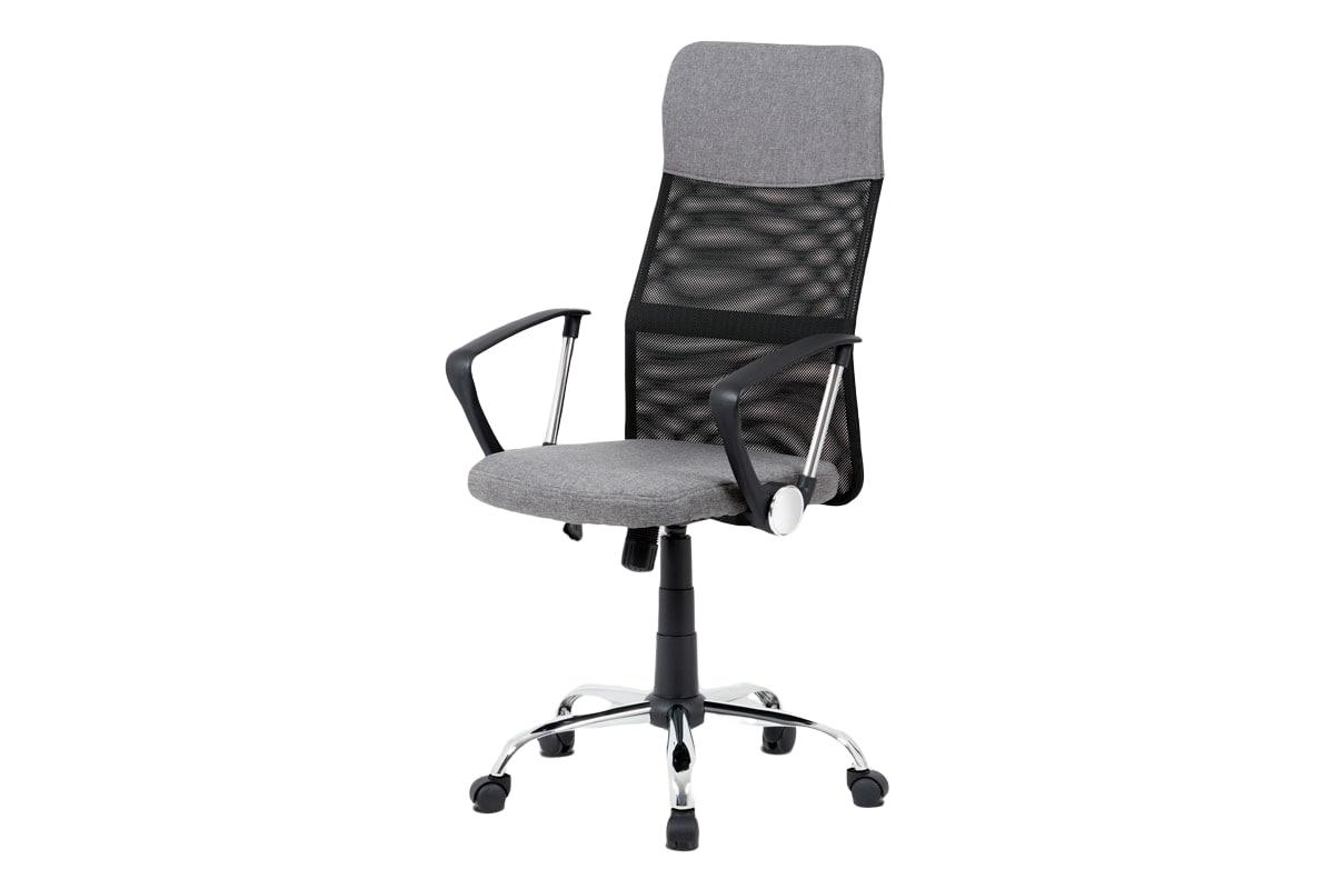 Kancelářská židle Monica, šedá / černá