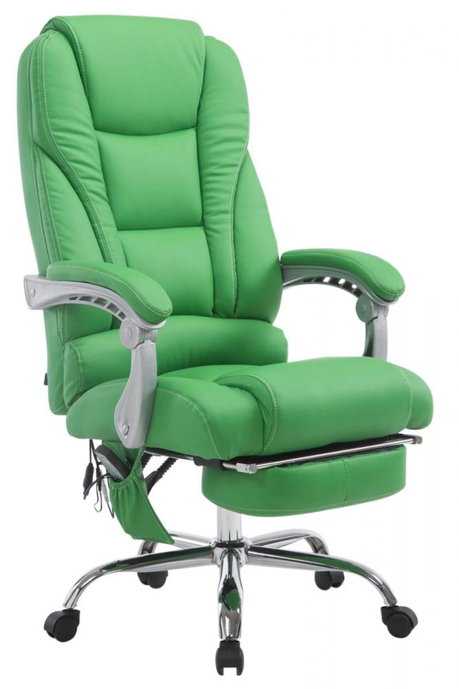 Kancelářská židle Pacie, zelená