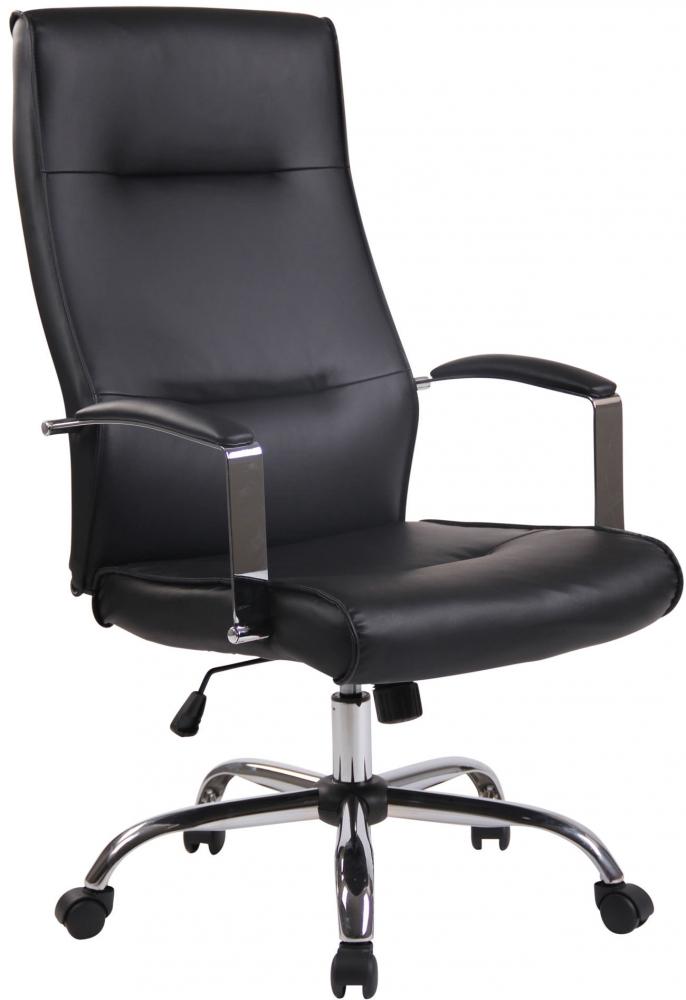 Kancelářská židle Porto, černá