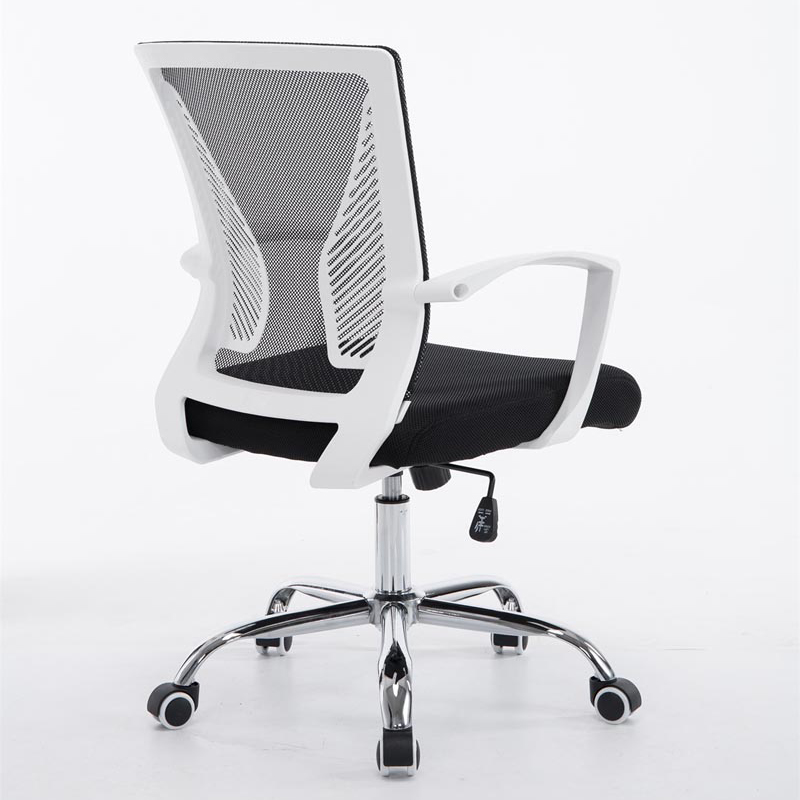 Kancelářská židle s područkami Flade, černá