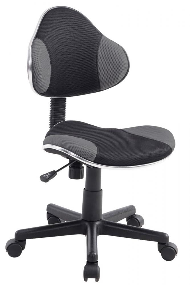Kancelářska židle Sael, černá