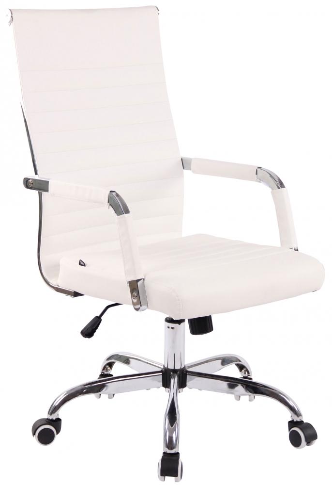 Kancelářska židle Segal, bílá