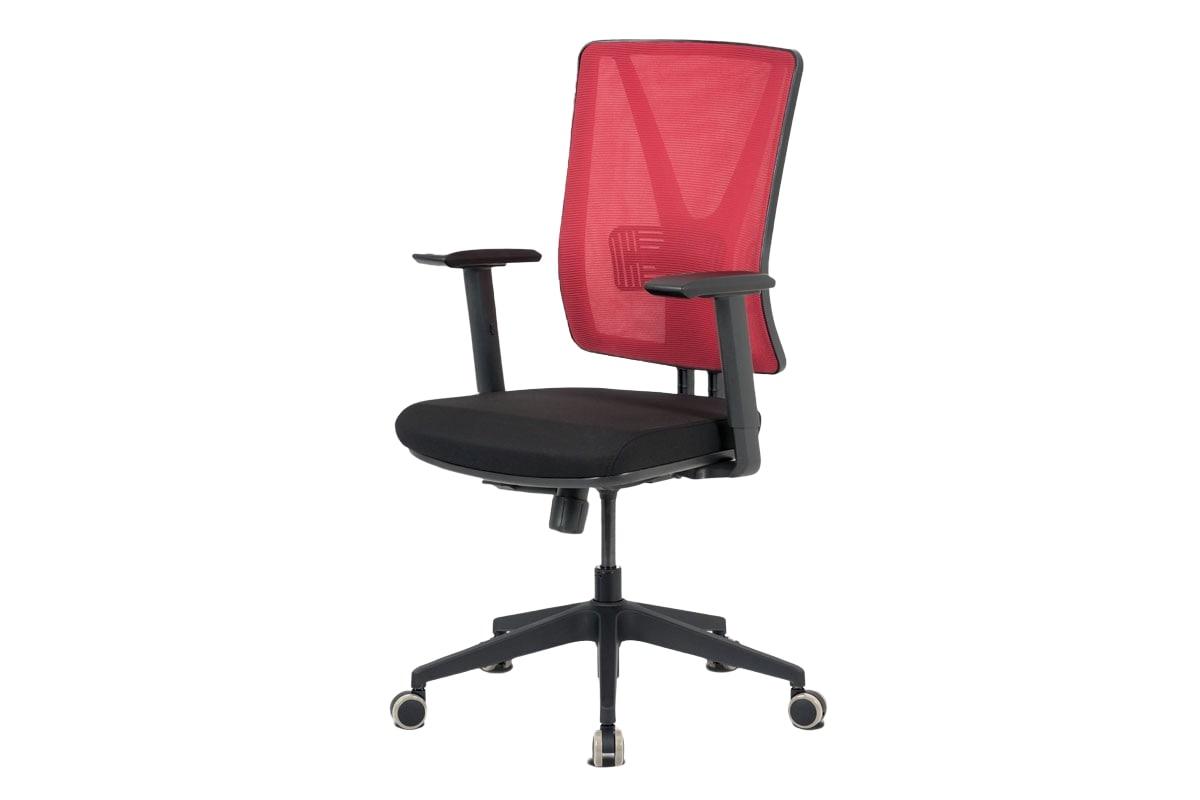 Kancelářská židle Shaun, červená