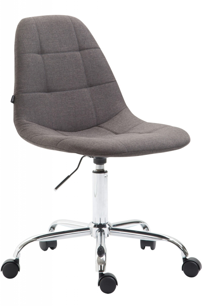 Kancelářska židle Sigma, světle šedá