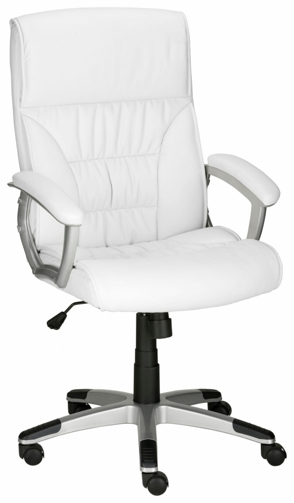 Kancelářská židle Tampe, bílá