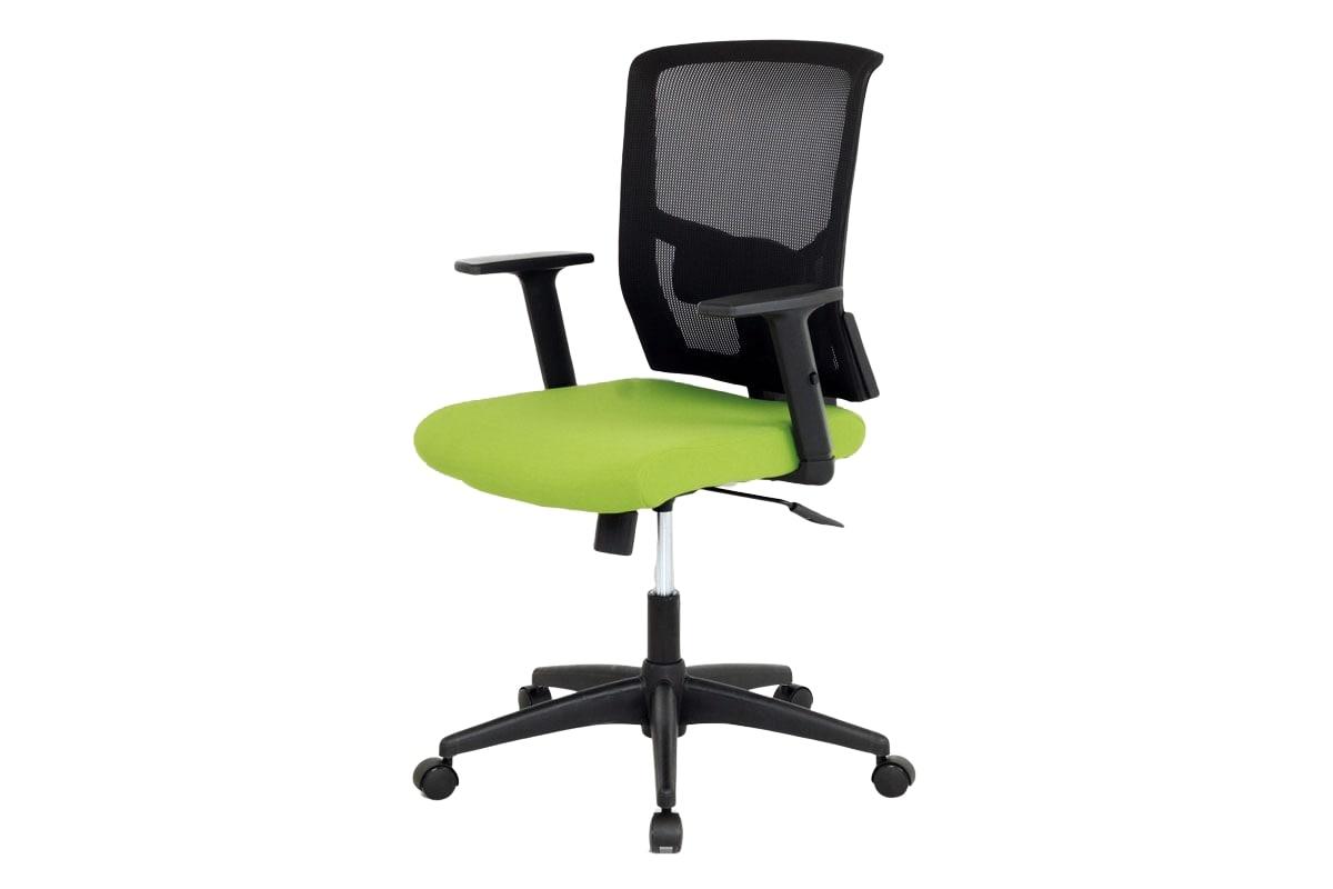 Kancelářská židle Tatiana, zelená/černá