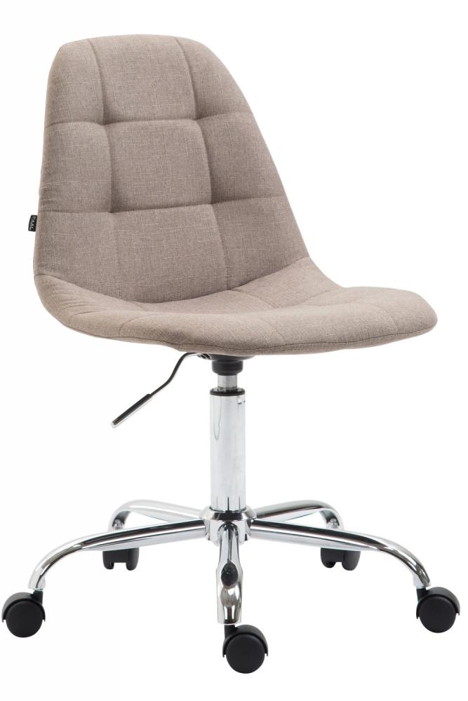 Kancelářská židle Valery, béžová