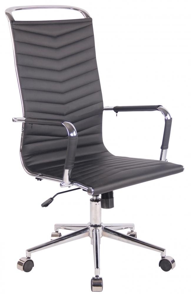 Kancelářská židle Vally, černá