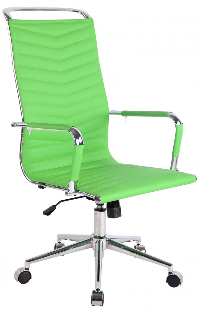 Kancelářská židle Vally, zelená
