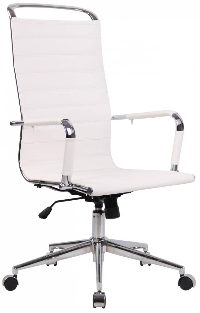 Kancelářská židle Victor, bílá
