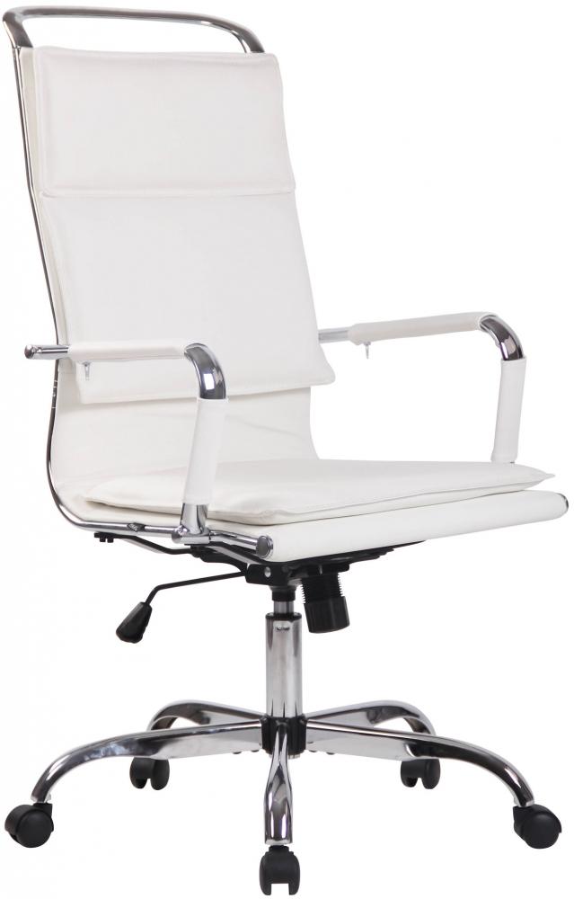 Kancelářská židle Victoria, bílá