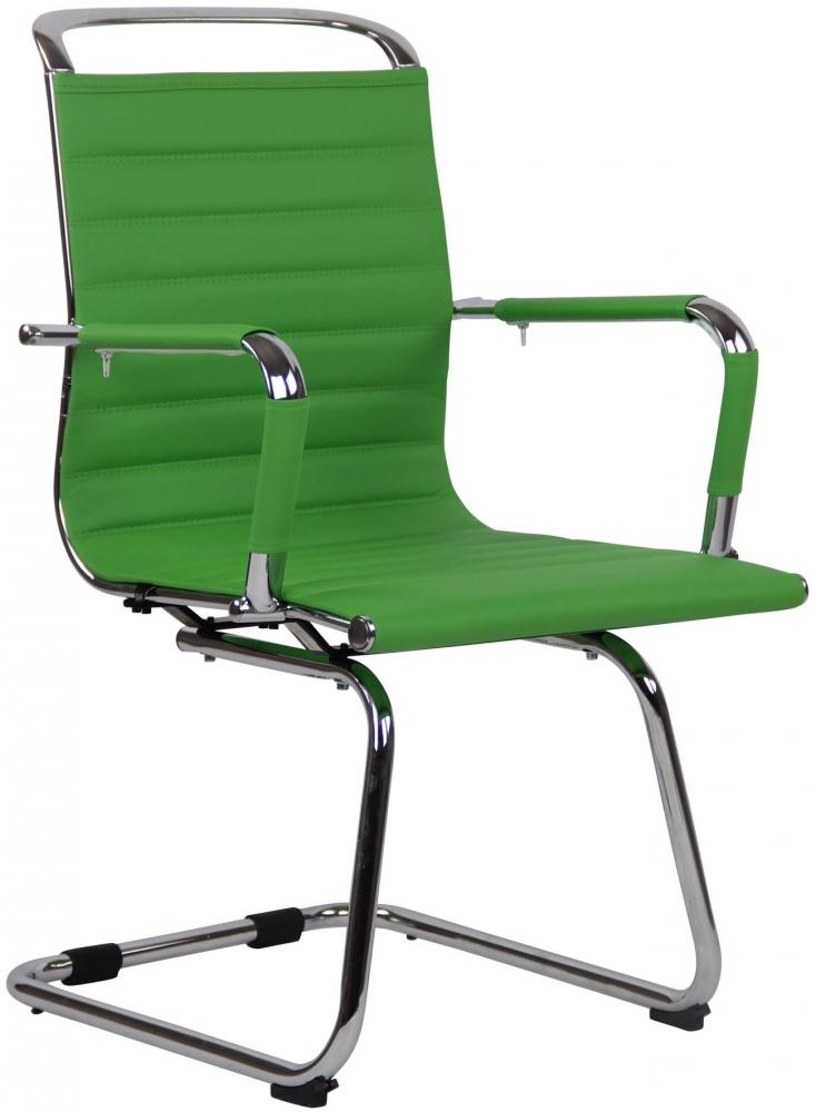 Kancelářské křeslo Balve, zelená
