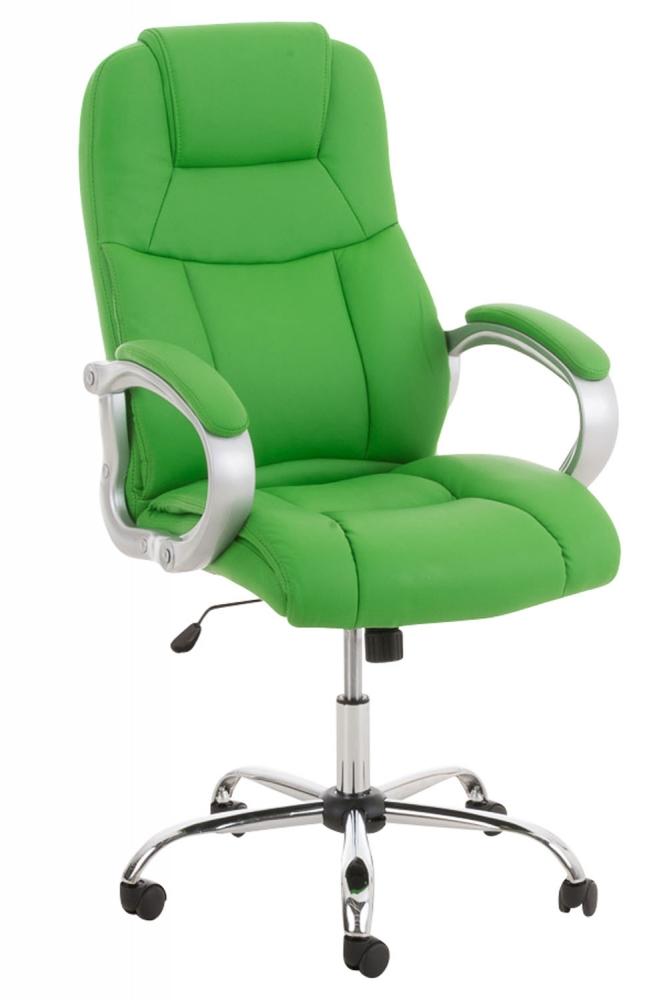 Kancelářské křeslo Barney II., zelená