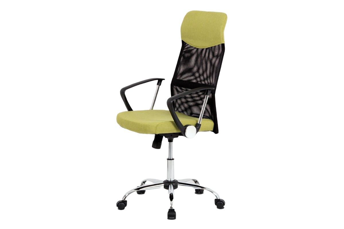 Kancelářské křeslo Chroma, černá/zelená