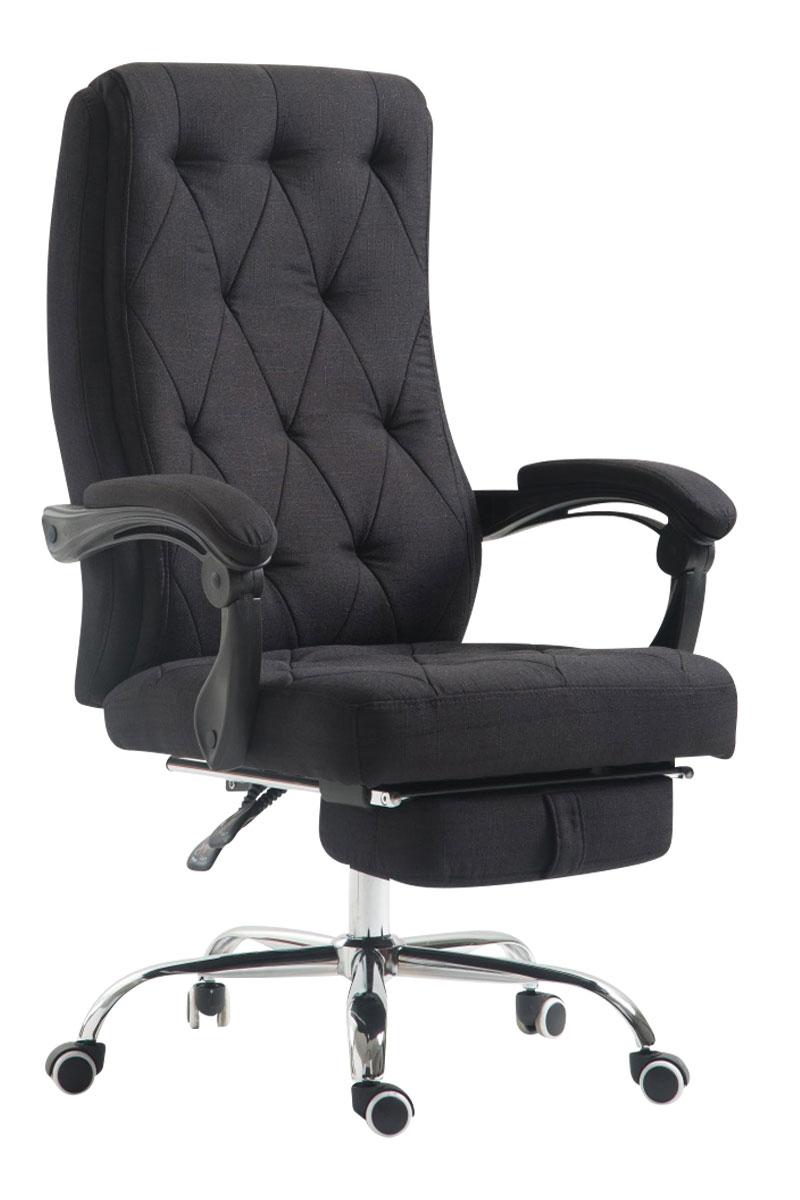 Kancelářské křeslo Mycket textil tmavě šedá