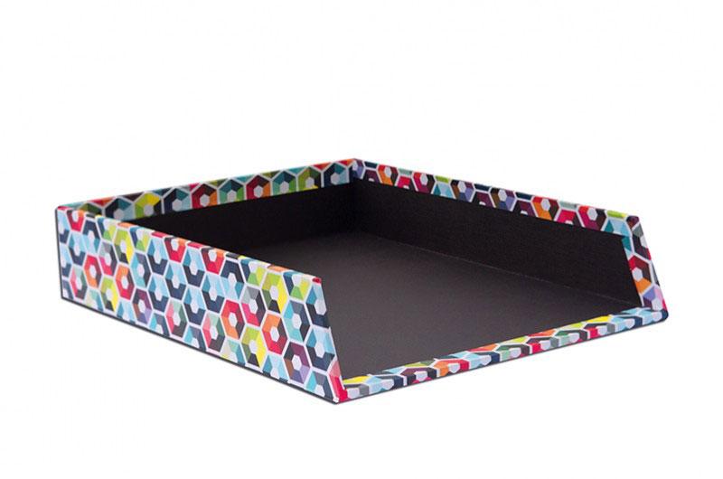 Kancelářský box na dokumenty Hexagon