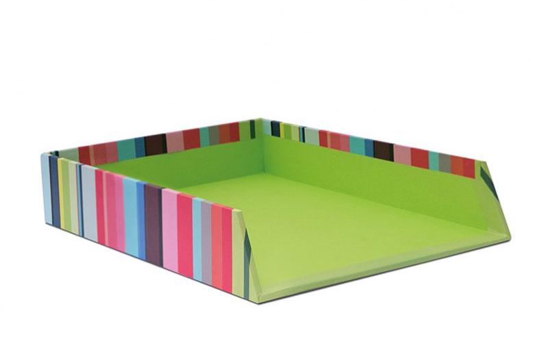 Kancelářský box na dokumenty Stripes