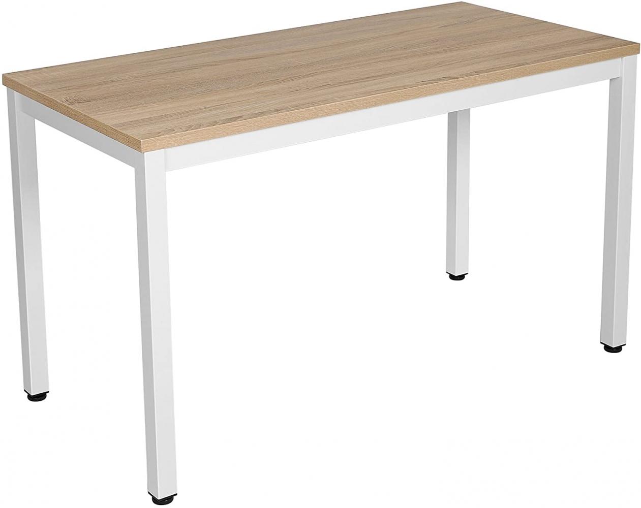 Kancelářský stůl Dolly, 120 cm, bílá