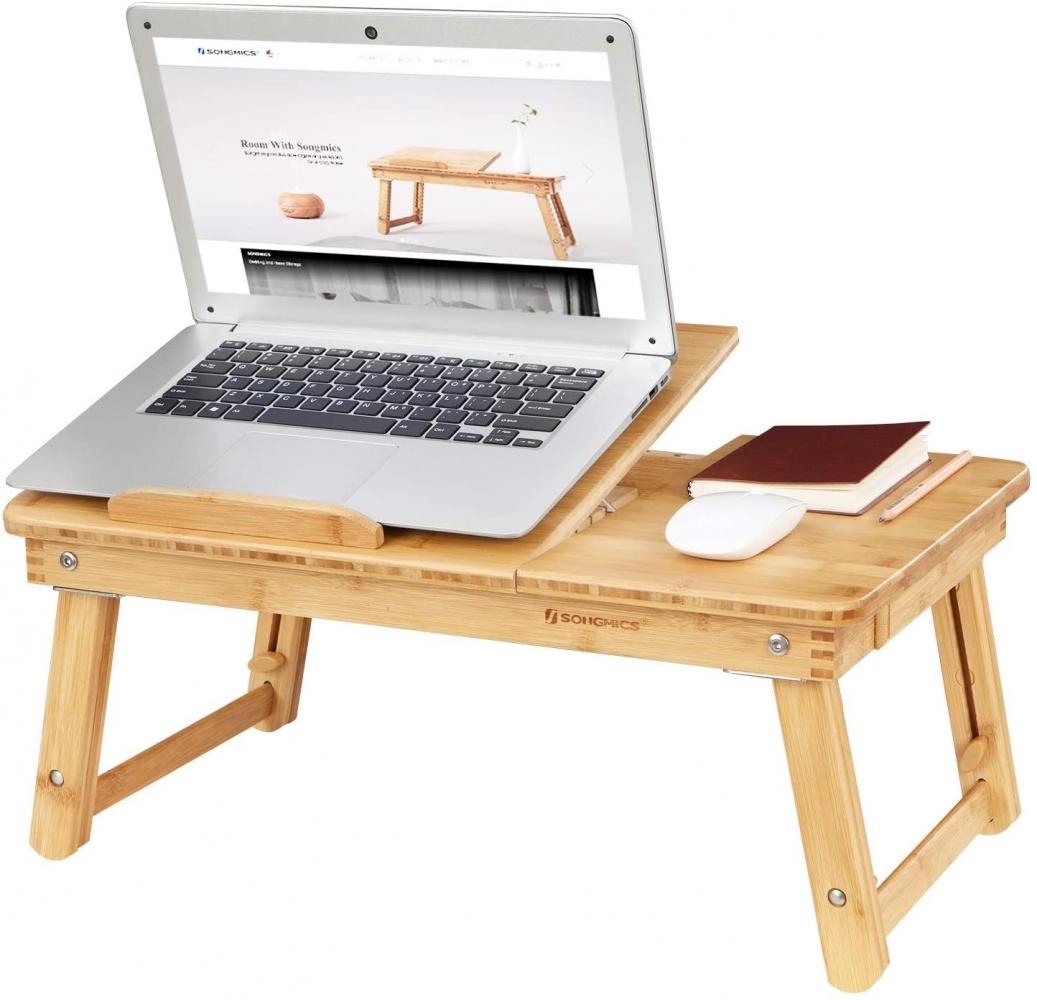 Kancelářský stůl Victor, bambus