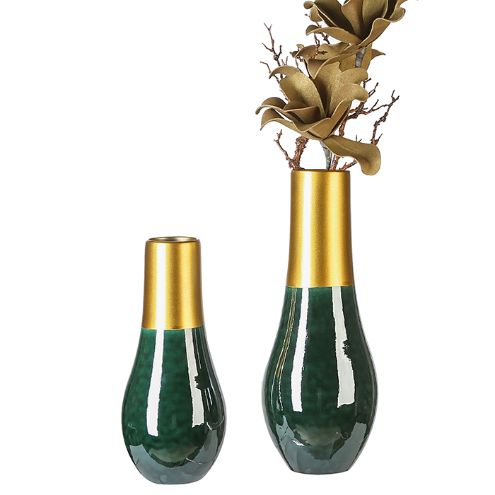 Keramická váza Fascio, 38 cm