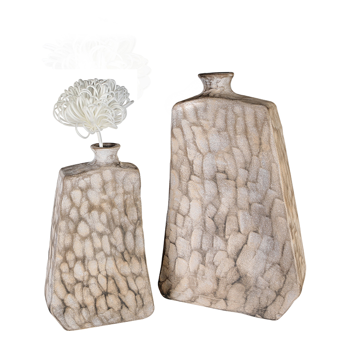 Keramická váza Rustico, 29 cm