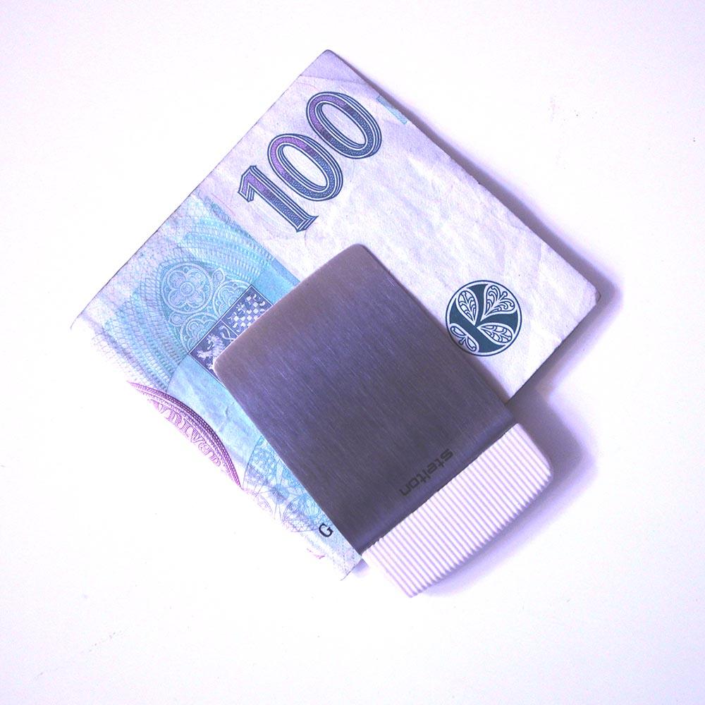Klip na bankovky i:cons