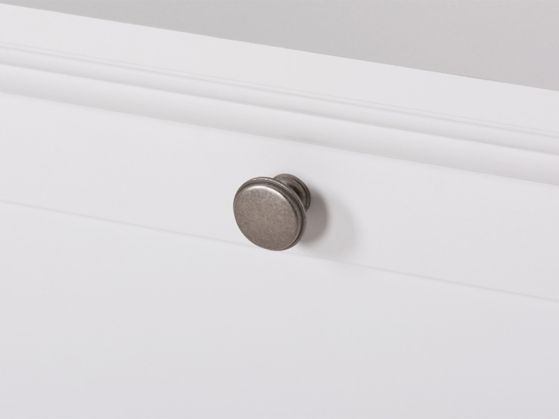 Kombinovaná skříň / komoda Country, 160x120 cm