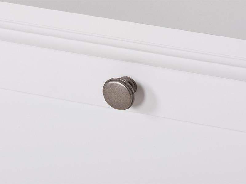 Kombinovaná skříň / komoda Country, 200x90 cm