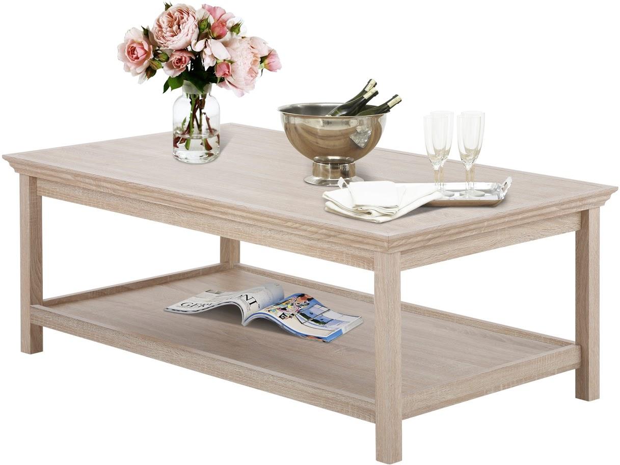 Konfereční stolek Nika, 120 cm, dub