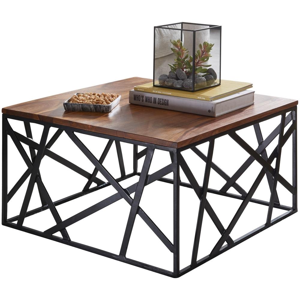 Konferenční stolek Alta, 60 cm, masiv Sheesham